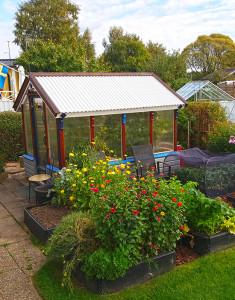 Växthusen får vara högst 5 kvm